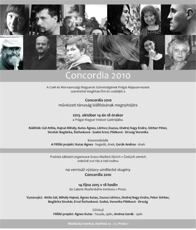 Concordia vernissage 2015 Oct 14